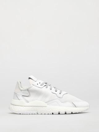 Topu00e1nky adidas Originals Nite Jogger (ftwwht/ftwwht/ftwwht)