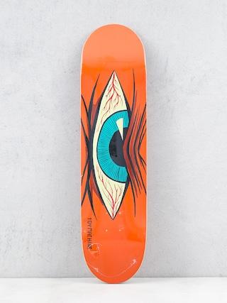 Doska Toy Machine Mad Eye (orange)