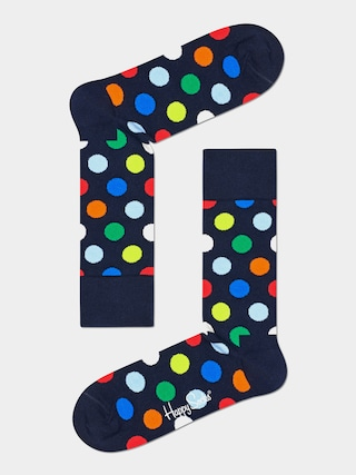 Ponožky Happy Socks Big Dot (navy)