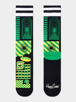 Ponou017eky Happy Socks Cover (black)
