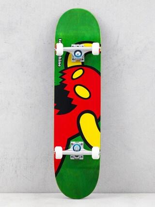 Skateboard Toy Machine Vice Monster (green)