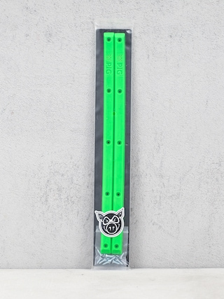 Pru00edsluu0161enstvo Pig Railsy  Rails (green)