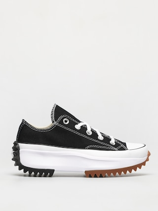 Topu00e1nky Converse Run Star Hike Ox (black)