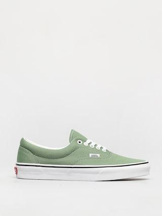 Topánky Vans Era (shale green/true white)