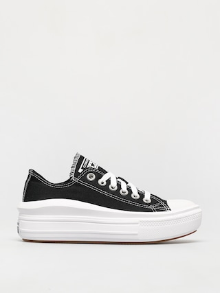 Topu00e1nky Converse Chuck Taylor All Star Move Ox Wmn (black)