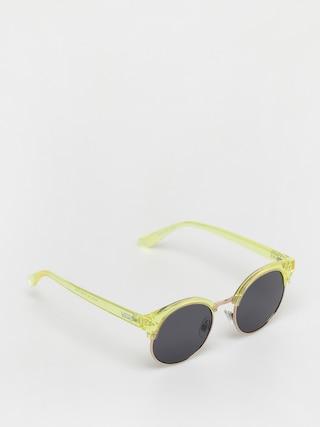 Slneu010dnu00e9 okuliare Vans Rays For Daze Wmn (sunny lime)