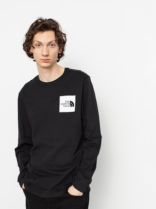 Triko The North Face Fine (tnf black/tnf white)