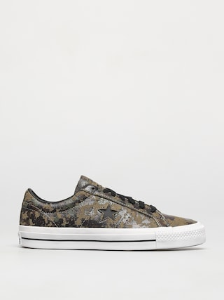 Topánky Converse One Star Pro Refinement Ox (brown/beige)