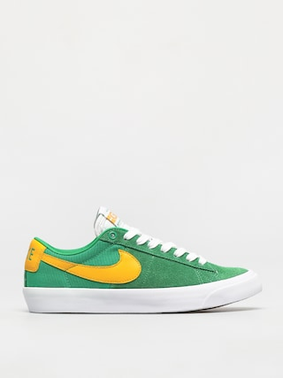 Topu00e1nky Nike SB Zoom Blazer Low Pro Gt (lucky green/university gold black white)