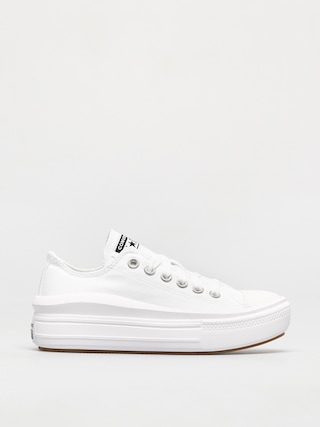 Topu00e1nky Converse Chuck Taylor All Star Move Ox Wmn (optical white)