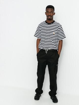 Triu010dko Carhartt WIP Scotty Pocket (scotty stripe black/white)