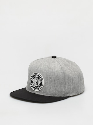u0160iltovka Brixton Rival Mp ZD (heather grey/black/black)