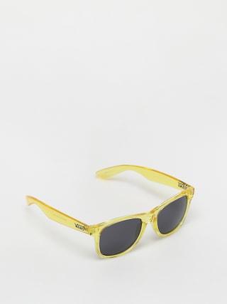 Slneu010dnu00e9 okuliare Vans Spicoli 4 (cyber yellow translucent)