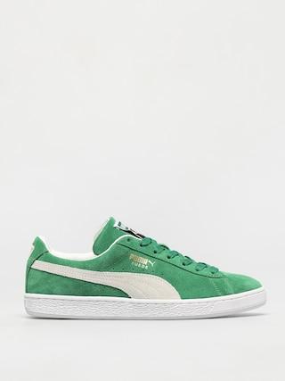Topánky Puma Suede Teams (green)