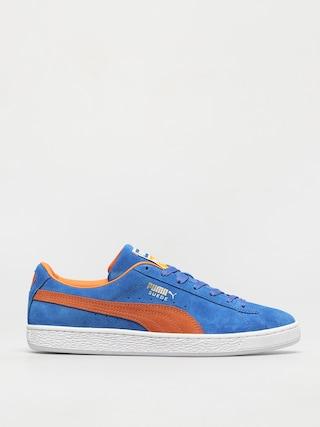 Topu00e1nky Puma Suede Teams (blue)
