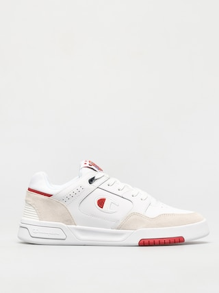 Topánky Champion Low Cut Classic Z80 Low S21647 (wht/red)