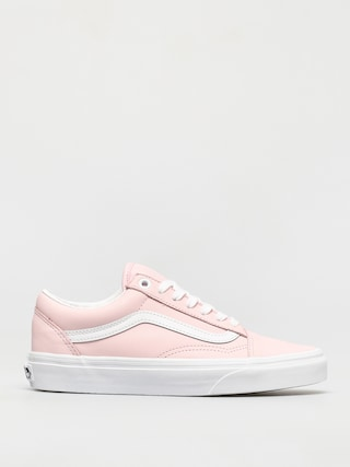 Topánky Vans Old Skool (leather blushing bride/true white)