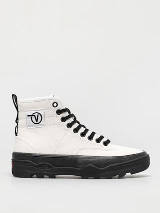 Topu00e1nky Vans Sentry Wc (suede true white/black)