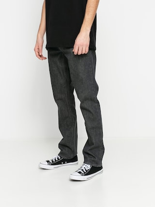 Nohavice Volcom Vorta Denim (dark grey)