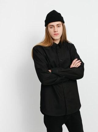 Košeľa Volcom Oxford Stretch LS (new black)