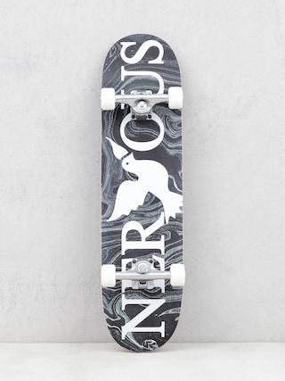 Skateboard Nervous Classic Logo (black)