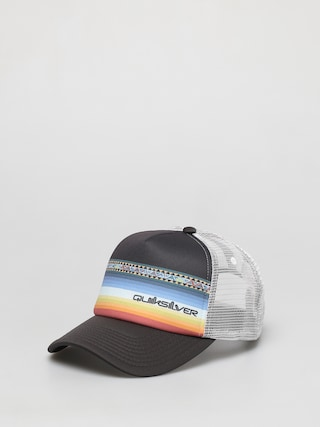 u0160iltovka Quiksilver Sun Faded Trucker ZD (india ink)