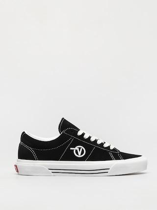 Topu00e1nky Vans Sid (suede black)