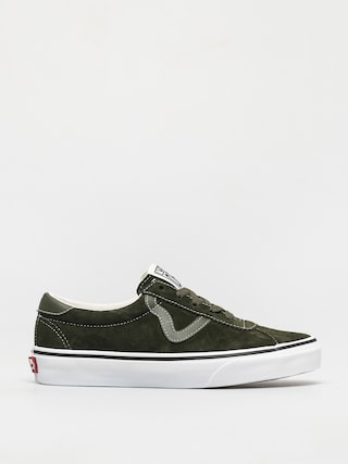 Topu00e1nky Vans Sport (pig suede olive/true white)