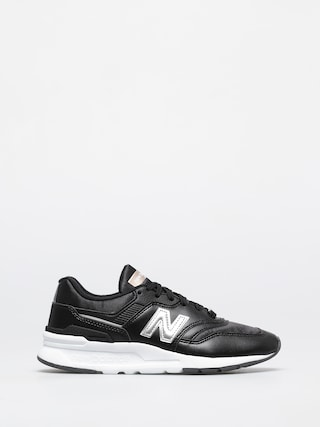 Topu00e1nky New Balance 997 Wmn (black/white)