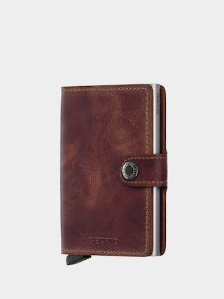 Peňaženka Secrid Miniwallet (vintage brown)
