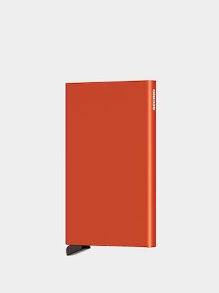 Peu0148au017eenka Secrid Cardprotector (orange)