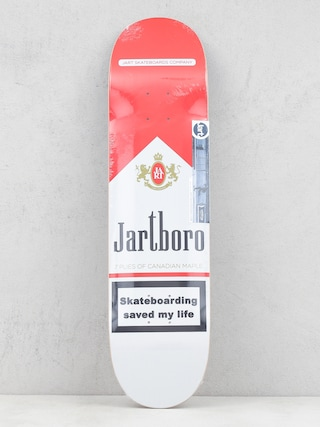 Doska Jart Life (white/red 3)