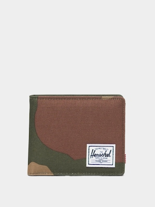 Peu0148au017eenka Herschel Supply Co. Roy Coin RFID (woodland camo)