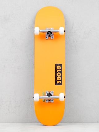 Skateboard Globe Goodstock (neon orange)