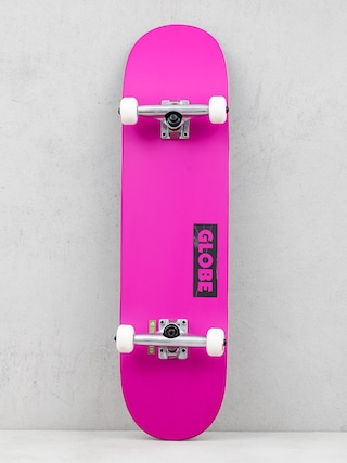 Skateboard Globe Goodstock (neon purple)