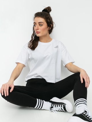 Triu010dko The North Face Cropped Simple Dome Wmn (tnf white)
