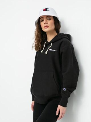 Mikina s kapucňou Champion Sweatshirt HD 113150 Wmn (nbk)