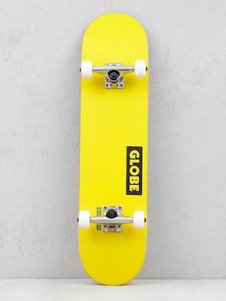 Skateboard Globe Goodstock (neon yellow)