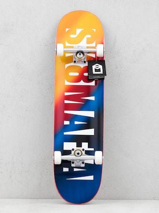 Skateboard Sk8Mafia Og Logo (blur)