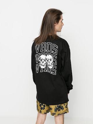 Triko Vans New Varsity (black)