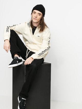 Mikina Vans Versa (seedpearl/checkerboard)