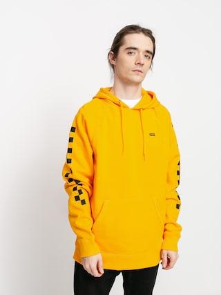 Mikina s kapucňou Vans Versa HD (saffron)