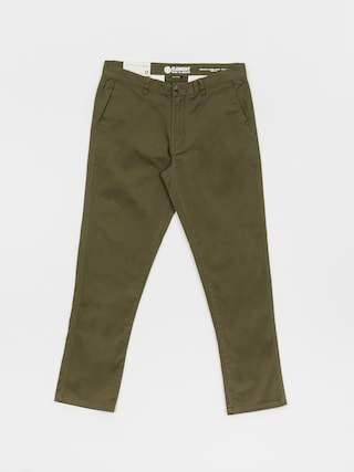 Nohavice Element Howland Classic Chin (army)