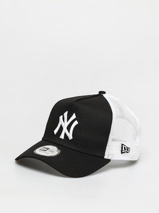 u0160iltovka New Era Clean Trucker New York Yankees ZD (black)