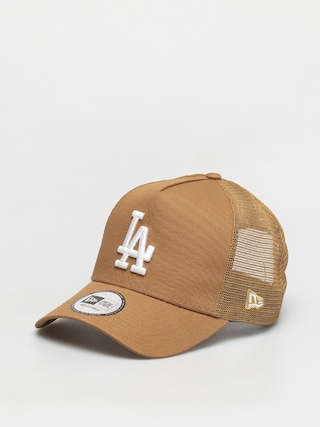 u0160iltovka New Era Tonal Mesh Trucker Los Angeles Dodgers ZD (med beige)