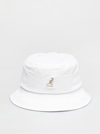 Klobu00fak Kangol Washed Bucket (white)