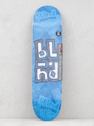 Doska Blind Og Stacked Stamp Rhm (blue)