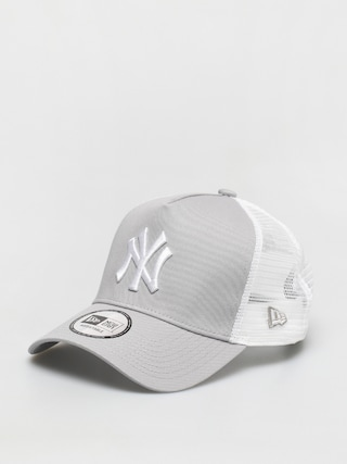 u0160iltovka New Era Clean Trucker New York Yankees ZD (grey)