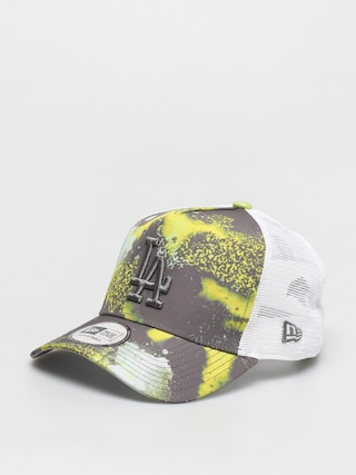 u0160iltovka New Era Seasonal Camo Trucker Los Angeles Dodgers ZD (open yellow)