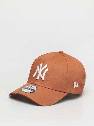 u0160iltovka New Era 9Forty New York Yankees ZD (med brown)